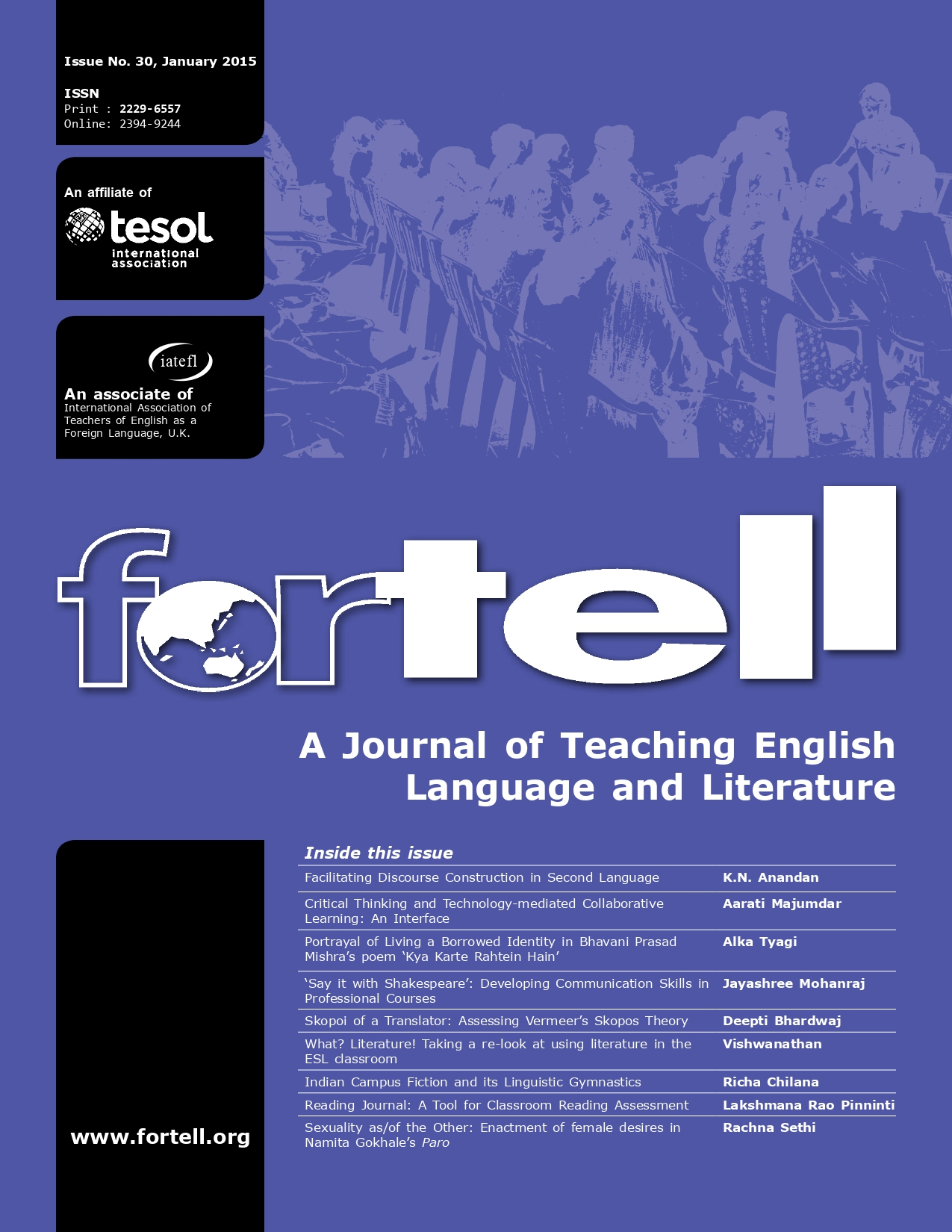 issue 30fortell jan 2015